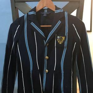 Polo Ralph Lauren Boys Blazer Jacket Size M (8-10